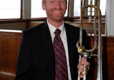 Eric Starr - trombone
