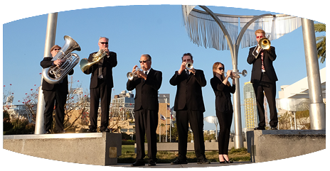 Westwind Brass - Ensemble In Residence At San Diego State University