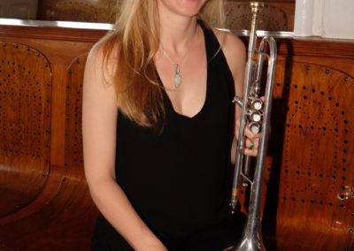 Elizabeth Meeker - trumpet
