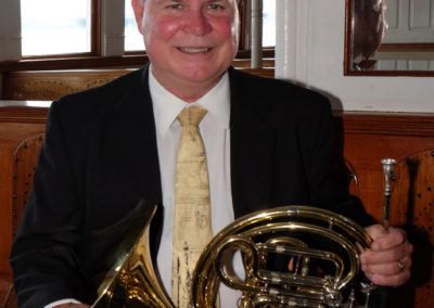 Barry Toombs - horn