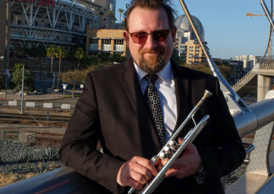 Karl Soukup - trumpet