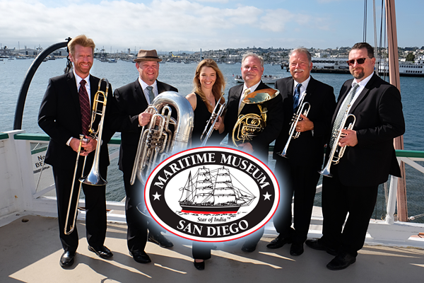 Concert Series At The San Diego Maritime Museum