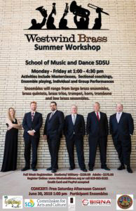 WestWind Brass Summer Workshop